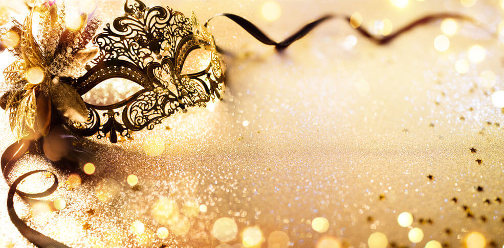 Masquerade party theme