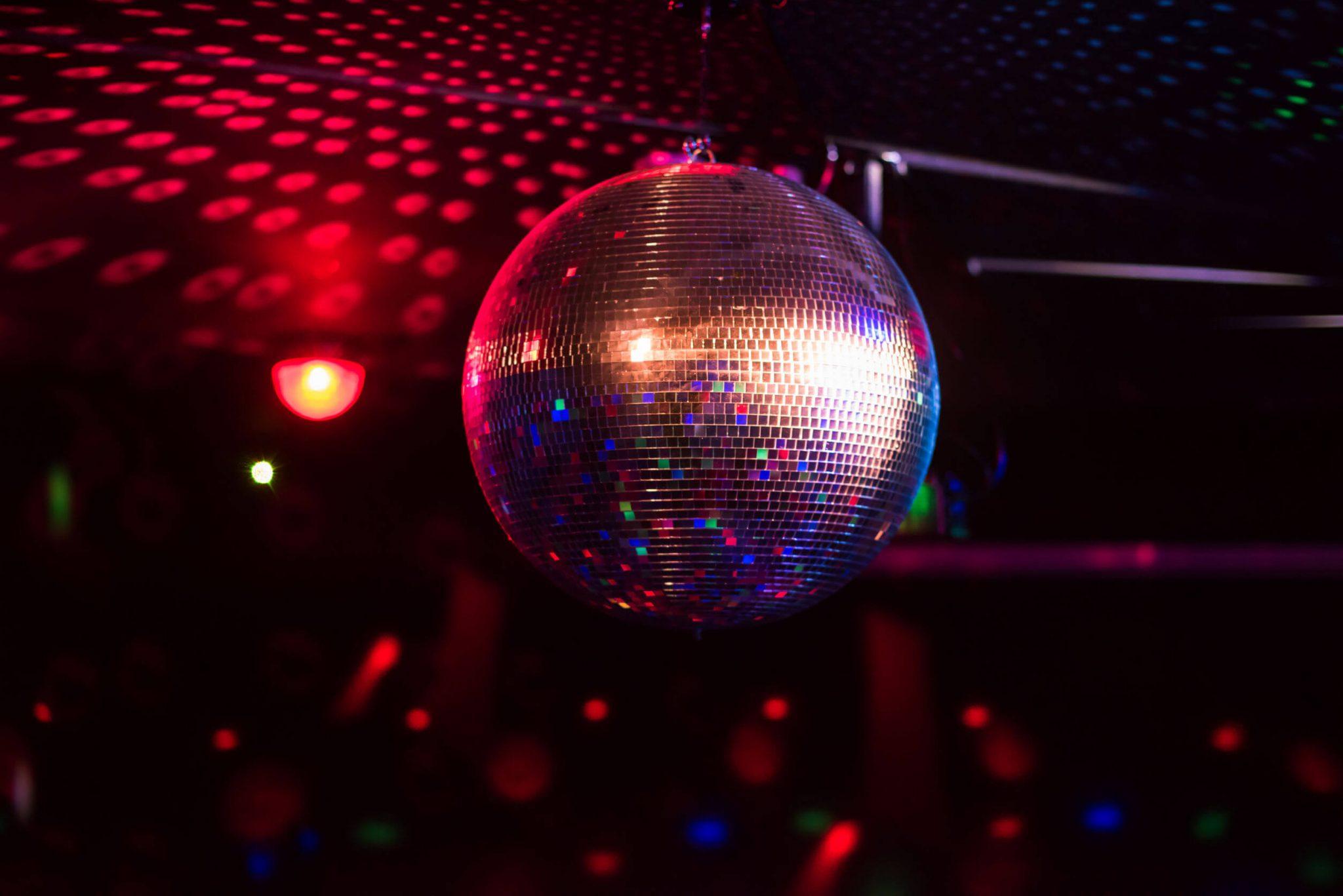 studio 54 party theme