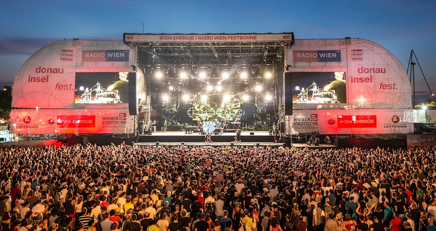 biggest music festivals in the world