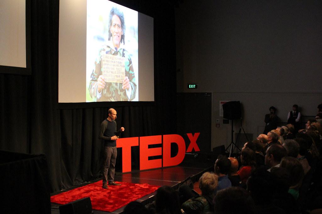 Internet TEDx Event
