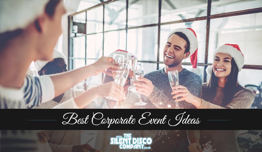 Best Corporate Event Ideas