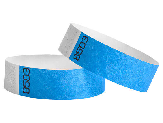 Silent Disco Wristbands and Tickets